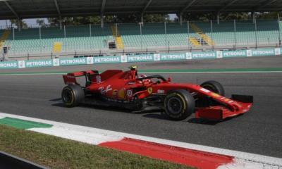 Formula Uno: GP di Monza