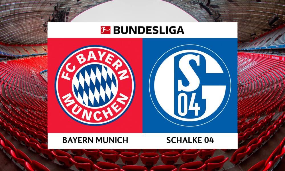 Analisi Bayern Monaco – Schalke 04