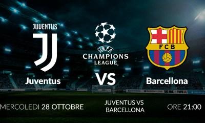 Juventus – Barcellona