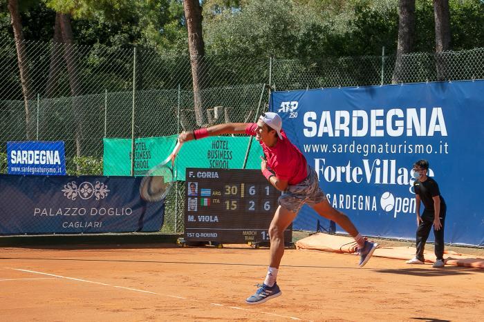ATP Sardegna: i migliori match del 13 ottobre