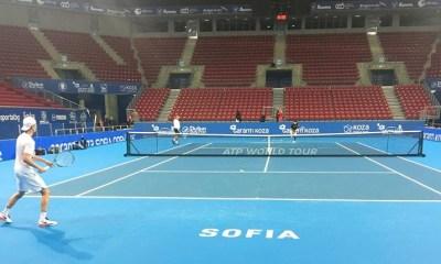 ATP SOFIA 2020: i match di lunedì