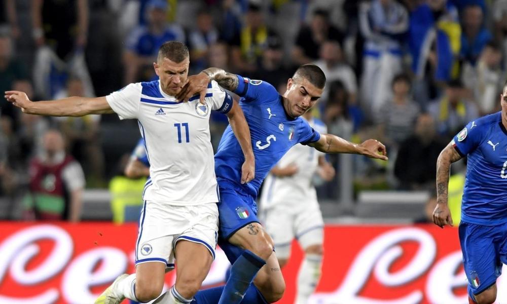 Pronostico Bosnia - Italia