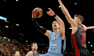 EuroLeague di giovedì 28 gennaio
