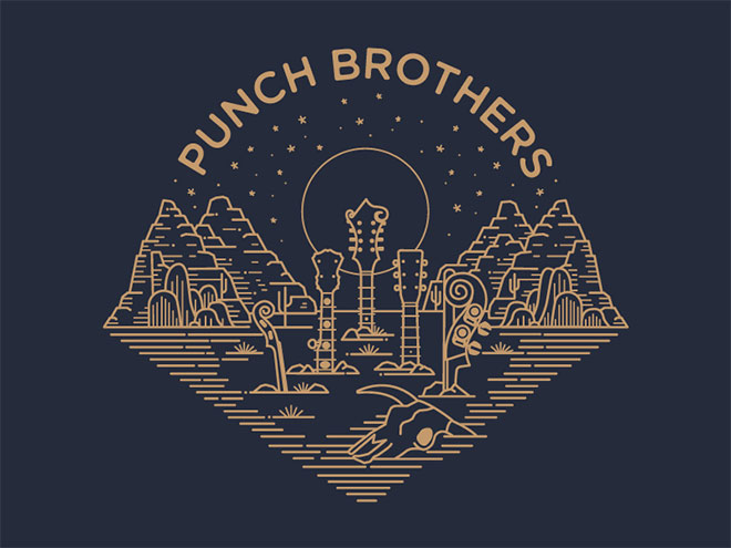 Punch Brothers by Brian Steely