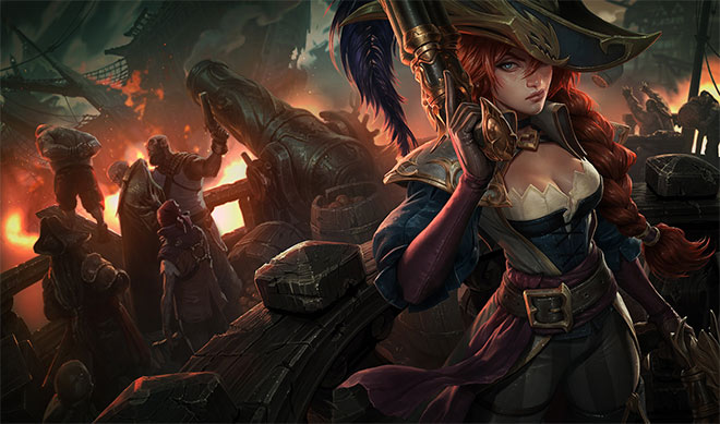 Captain Fortune by Jason Chan