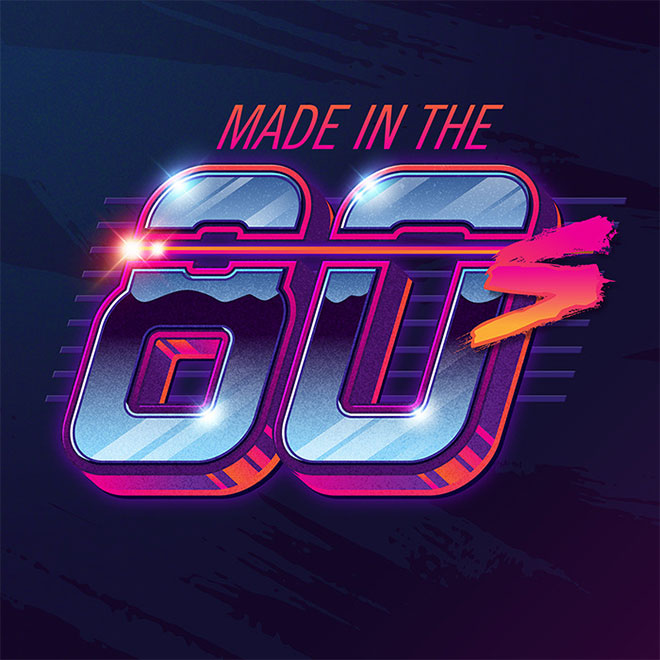Made in the 80s by Signalnoise