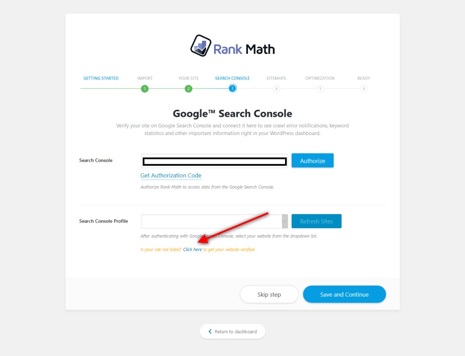 link-for-getting-your-site-verified