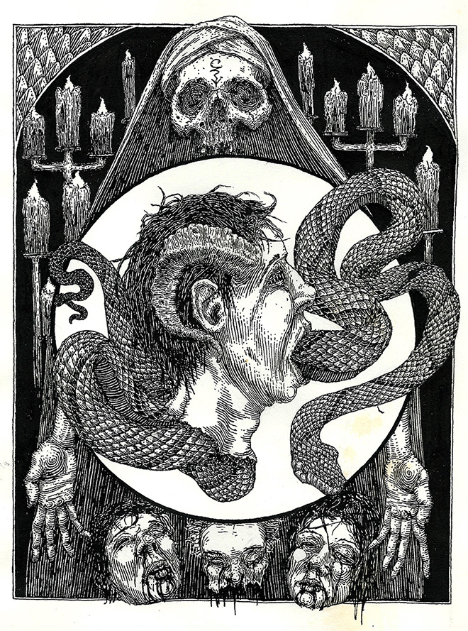 The Serpent by Blial Cabal