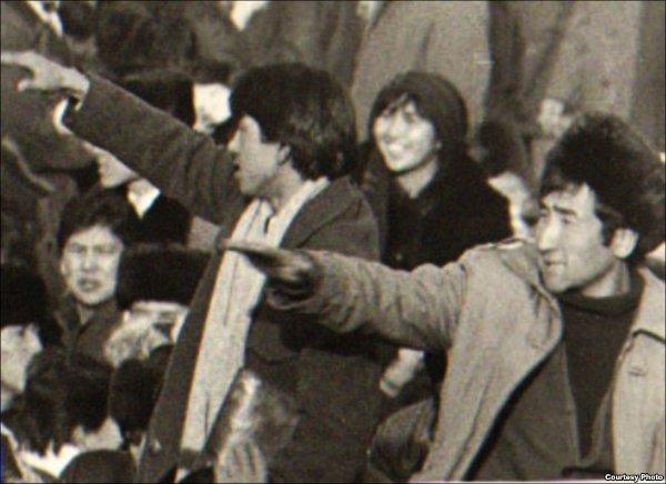 Казахстан 1986