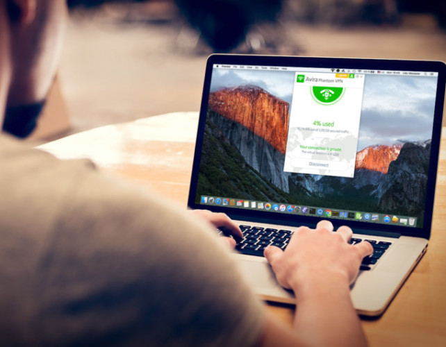 Surf Freely, Anonymously And Securely With Avira Phantom VPN