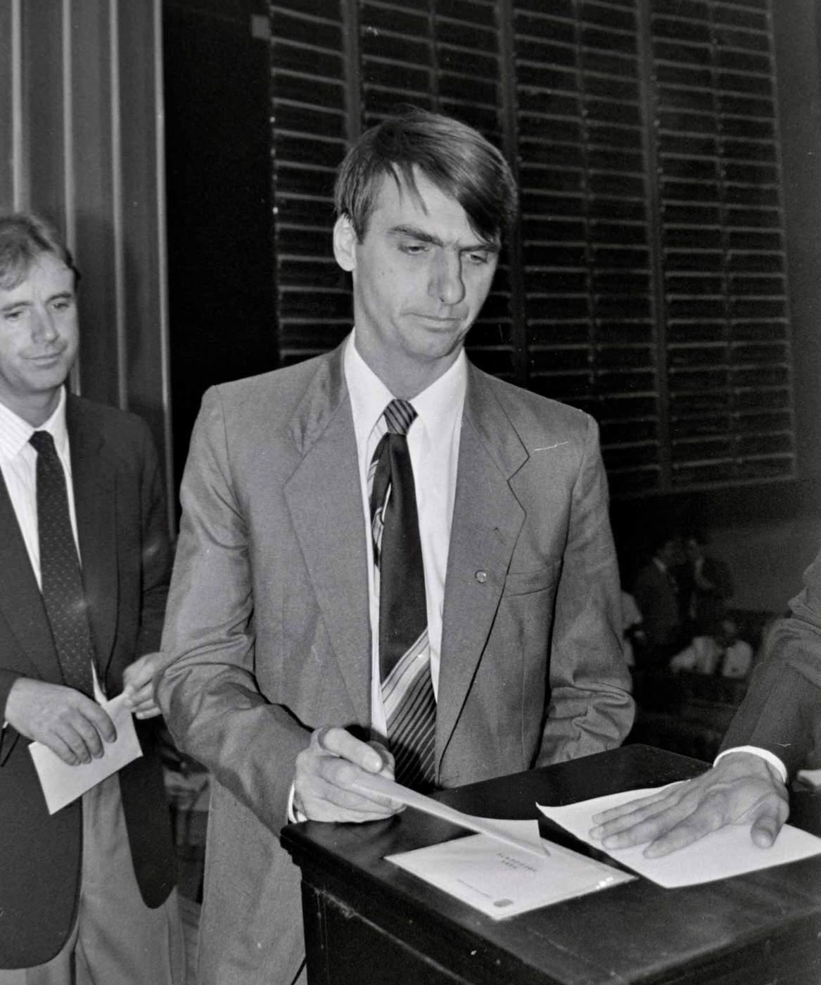Deputado Bolsonaro, 1991