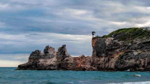 Punta Ventana pictured in 2020