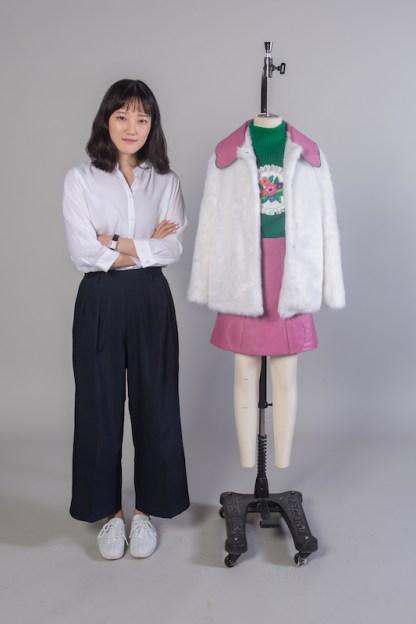 Jongah Nicole Lee, Childrenswear