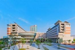 FIT at SUNY Korea campus photo