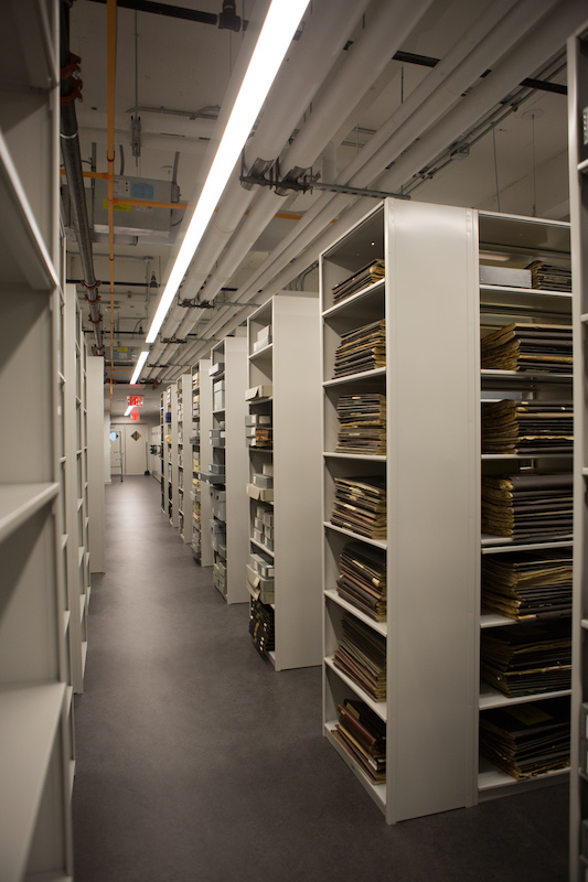 New Special Collections space at FIT