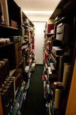Photo of former Special Collections space at FIT