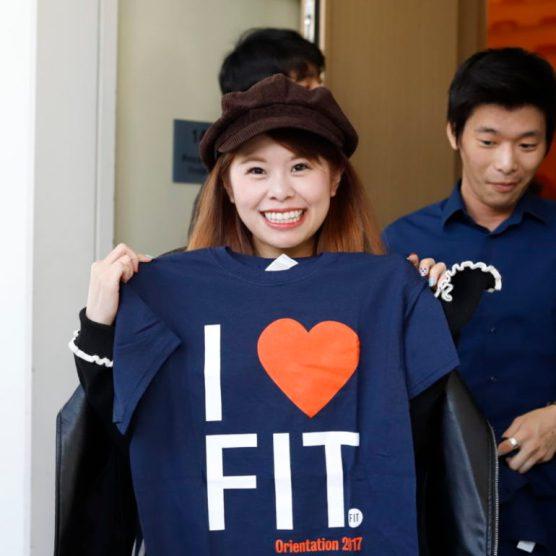 Student at SUNY Korea