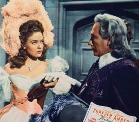 Forever Amber, dir. Otto Preminger (1947, 20th Century Fox).