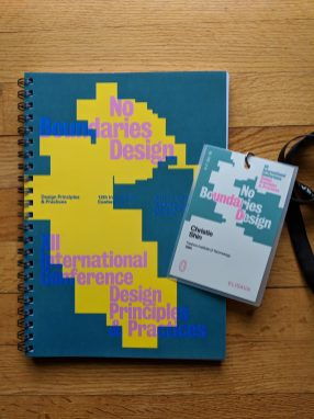 Program from the 12th Design Principles & Practices Conference