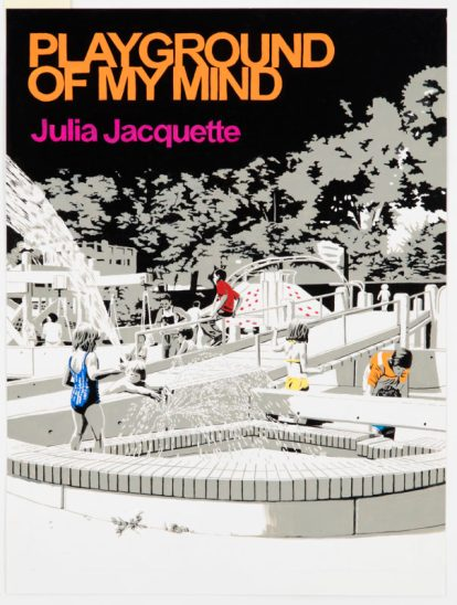cover of Playground of My Mind