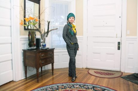 Katagiri, from her Heal in Heels blog, which documents her efforts to stay stylish during her cancer treatment