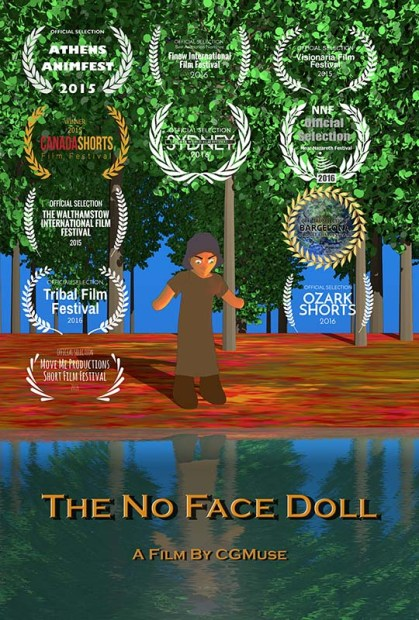 The No Face Doll