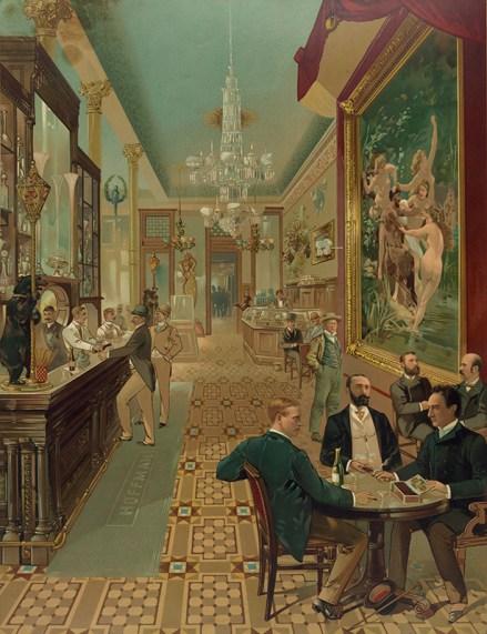Hoffman House Bar