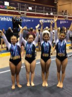 Team Florida wins at USA Games for Gymnastics in Seattle 2018