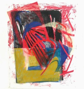 abstract work of art by Fiona Krugolets