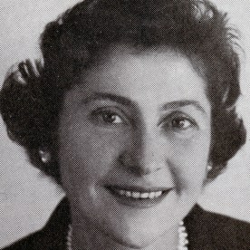 Gladys Marcus Library: Marcus (d. 1991) was named dean of liberal arts after teaching at FIT for more than 20 years. She was instrumental in expanding and maintaining a broad-based liberal arts program at the college as an integral part of FIT's career-oriented degree programs. A proponent of global education, she initiated an overseas curriculum. She was a member of Middle States Association of Colleges and Secondary Schools visiting teams evaluating colleges for accreditation.