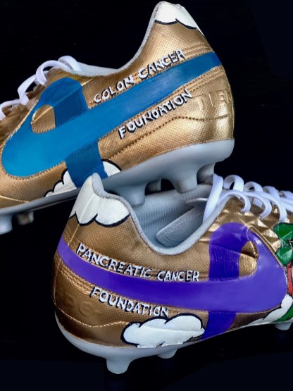 Gallery of Painted Cleats