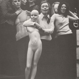All hail Display Department students, 1975!