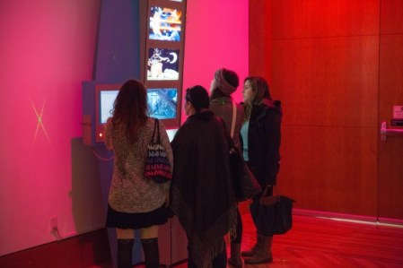 The Art of Video Games exhibit at the Frost Art Museum began January 23 and run until April 17