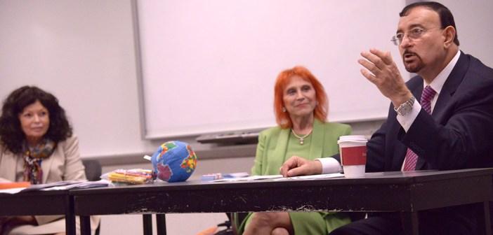 Karen Lynne Kennedy Mahmoud, Judy Kuriansky, Ph.D., T. Hamid Al-Bayati, Ph.D.