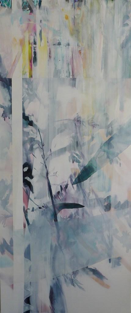 Chvíľu sa pozerám ako rastie strom - Žofia Dubová - Freshmen's Gallery