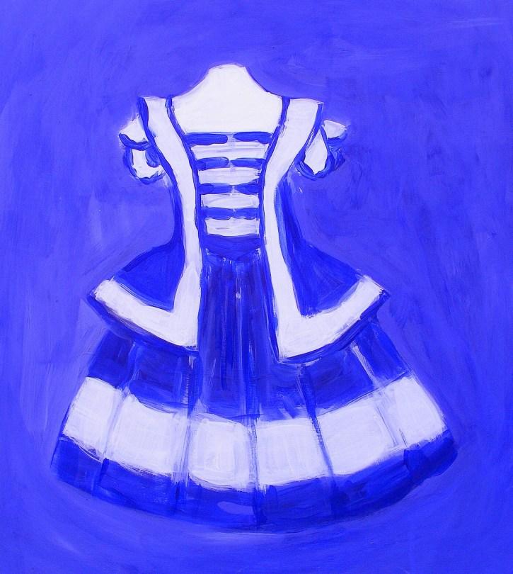 Biedermeier V. - Erika Miklošová - Freshmen's Gallery