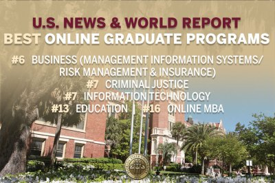 An image of Florida State University best online programs