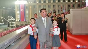 Democratic People's Republic of Korea (DPRK) Leader Kim Jong Un