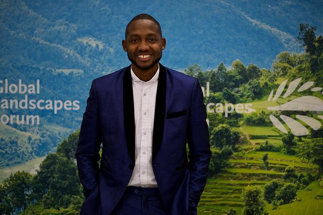 Charles Batte, Tree Adoption Uganda