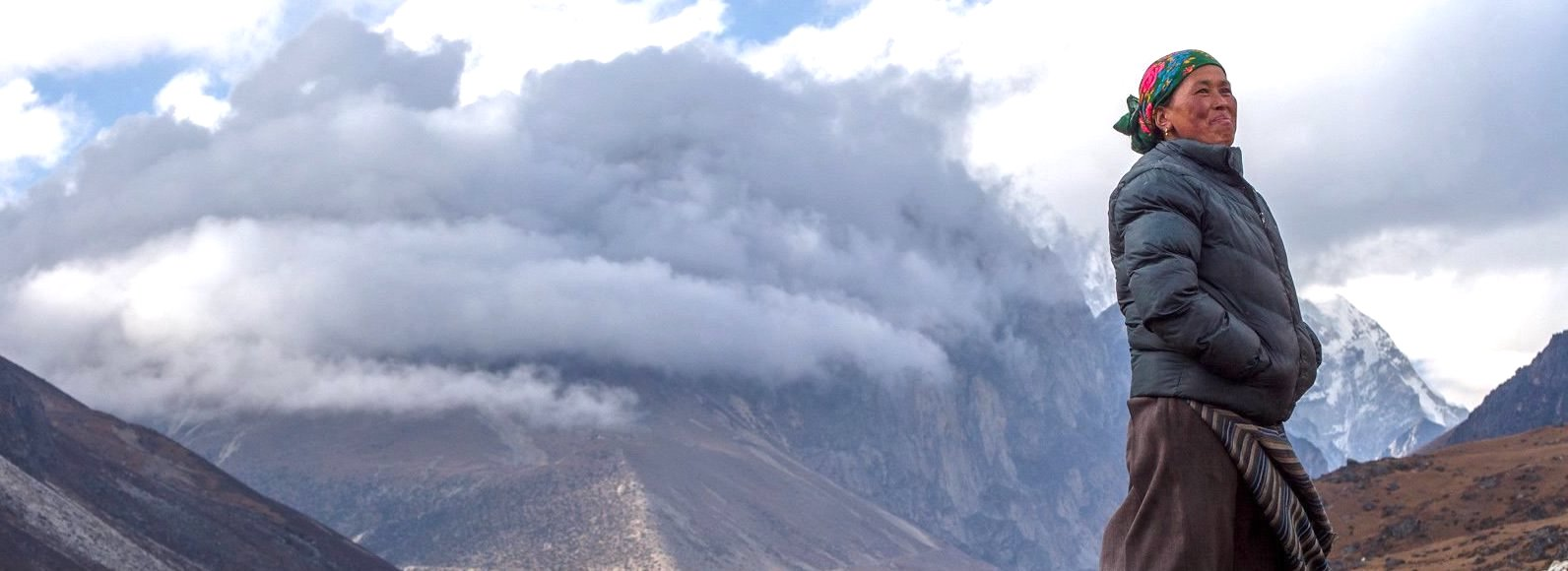 Life as a Sherpa in the age of climate change, a trio of stories - Landscape News