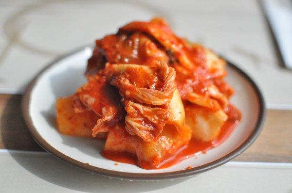 Kimchi. Photo: Jin Li, Flickr