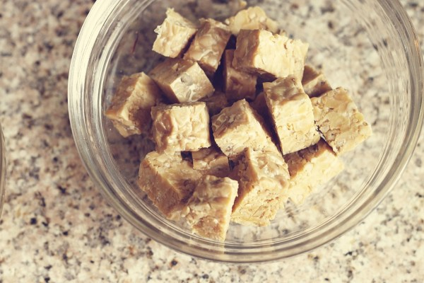 Tempeh. Photo: Stacey Spensley, Flickr