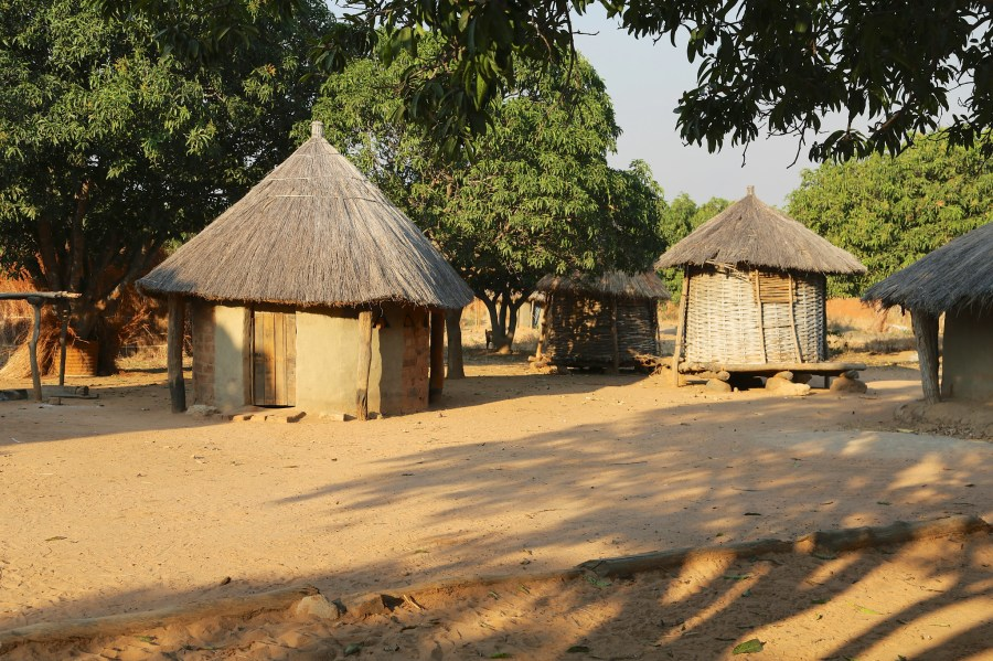 A village in Zambia's Nyimba district that depends on the miombo for charcoal production. Mokhamad Edliadi, CIFOR