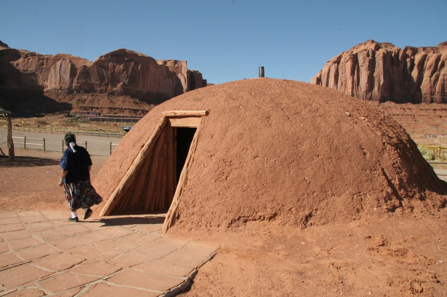 The Navajo Nation, which covers parts of the U.S. states of Utah, Arizona and New Mexico, has more than 7,000 cases of COVID-19 at present. Patrick Rasenberg, Flickr