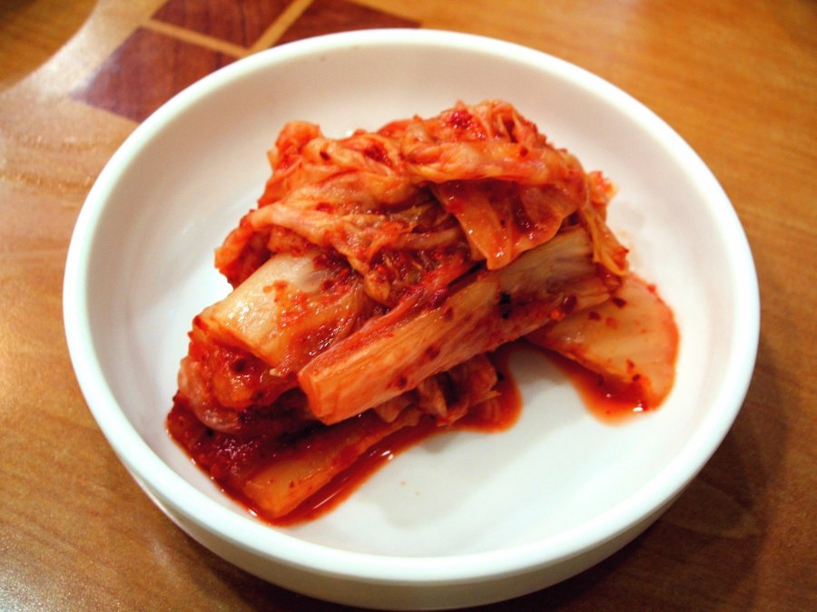 There has been a kimchi shortage in South Korea this year after extreme weather damaged cabbage harvests. buck82, Flickr