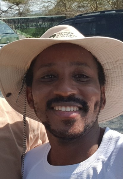 Paul Gacheru, whose early days as a herder have now led him to become a conservationist restoring deforested landscapes in Kenya. Courtesy of Nature Kenya