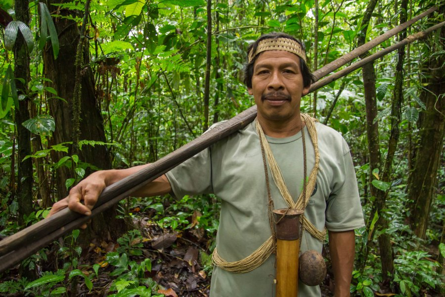 Indigenous peoples, which serve as the Amazon's foremost protectors, have a crucial role to play in the transition to sustainable economic use of the Amazon. NORAD