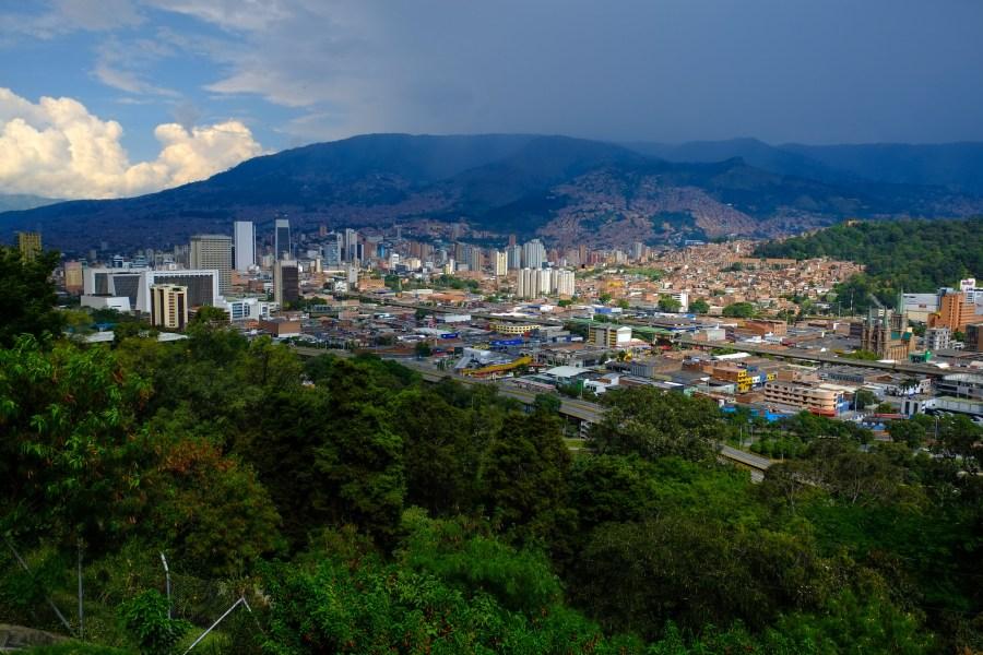 Medellín, Colombia. Reg Natarajan, Flickr