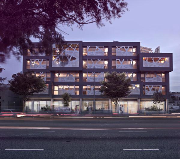 Sierra Bonita mixed-use affordable housing