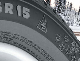 Winter Tire symbol